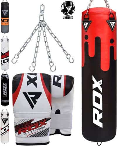 RDX Punching Bag Unfilled