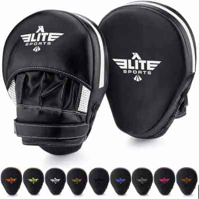 Elite Punching Mitts