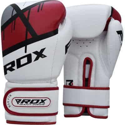 RDX f7 ego leather boxing gloves