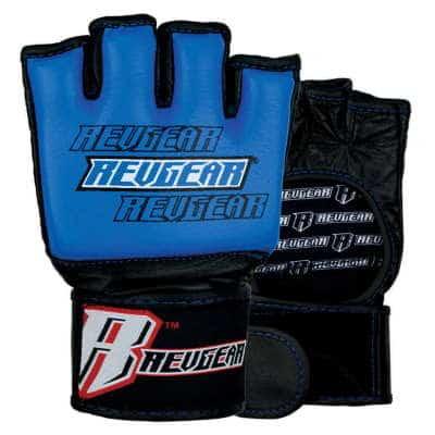 Revgear-Challenger-MMA-Glove-Blue