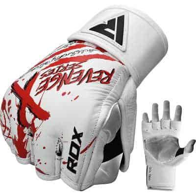 t8 revenge-x mma gloves