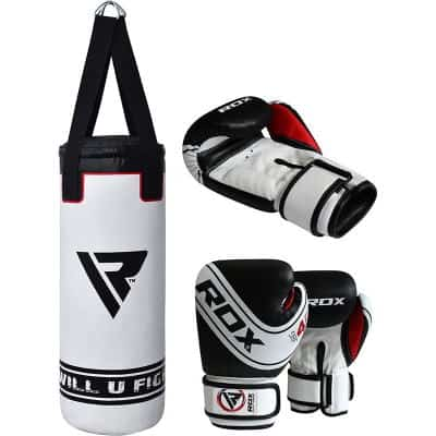 punching bag set filled Kids