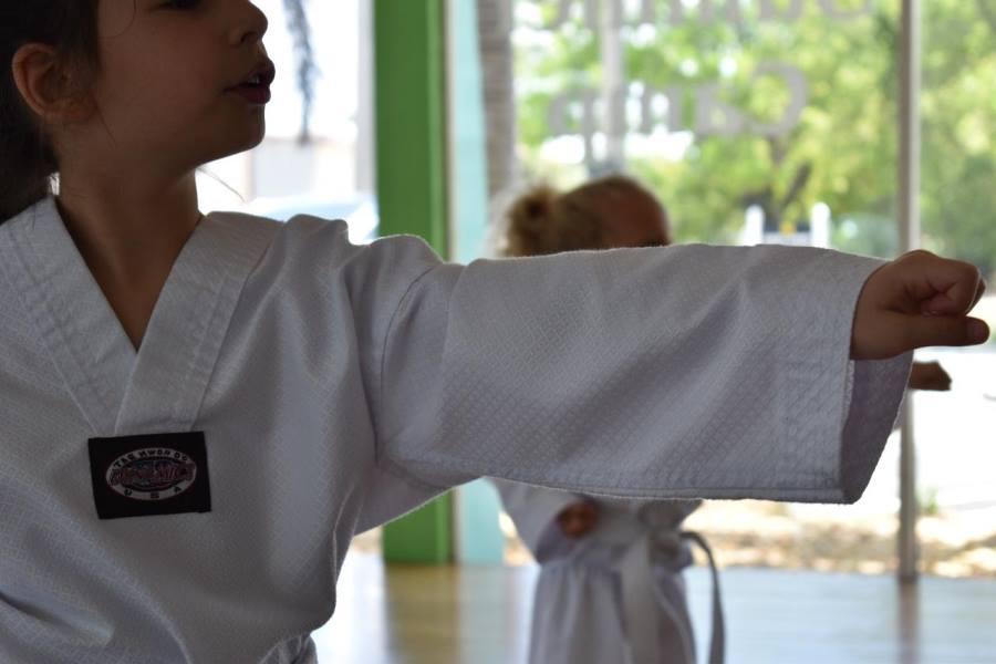 Karate Gi little girl